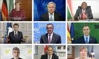 UN chief says world 'at war' with COVID-19
