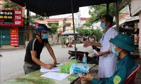 Vietnam reports 94 new COVID-19 infections, 1 more death Saturday noon