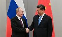 China, Russia extend friendship treaty