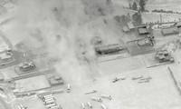 Iraq condemns US air strikes on its militia