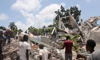 Over 1,400 dead and 6,000 injured after Haiti earthquake