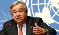UN chief calls for action on COVID-19, climate change