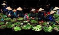 Leçon 11: Découvrir le marché en plein air vietnamien