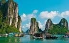 Compréhension orale: leçon 2: 7 merveilles naturelles du monde: vote pour la baie d'Halong
