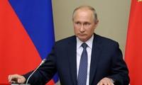 Poutine : la Russie répondra à la menace américaine
