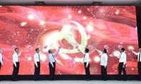 Inauguration du site internet du 13e Congrès national du PCV