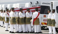 Malaysia holds national day of mourning for MH17 victims