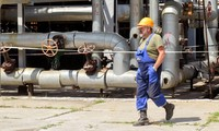 Slovakia inaugurates pipeline to carry gas to Ukraine