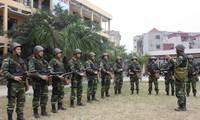 Vietnam pledges to join global disarmament efforts