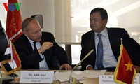 Vietnam's investment opportunities introduced in Egypt