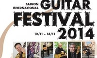 International Guitar Festival opens in Ho Chi Minh City