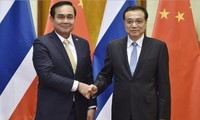 Thailand, China boost bilateral relations
