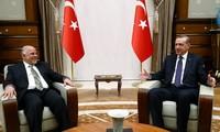 Iraq, Turkey pledge cooperation in fighting Islamic State
