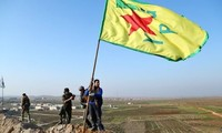 Kurdish forces gain control over Kobane from IS