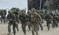 RoK, US announce joint drills