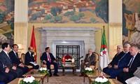 Vietnam, Algeria seek to increase bilateral trade to 1 billion USD