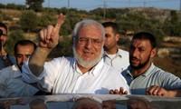 Israel frees Palestinian parliament speaker