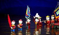 Water puppetry opens Vietnam tourism festival in Japan