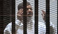 Court sustains death penalty for Egyptian former president Morsi