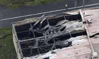 Explosion occurs at US military depot in Japan