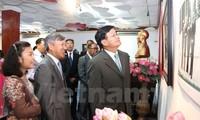 Photo exhibit in Laos highlights Vietnam's 70-year diplomacy