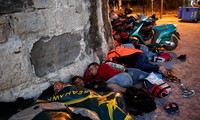 Germany, France and Britain push for emergency EU meeting on migrant crisis