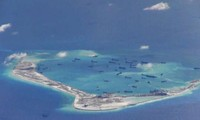 Philippines protests China's construction of lighthouses