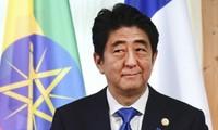 Japan boosts G7 ties