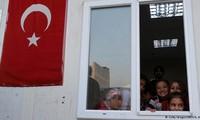 Turkey seeking ways to reduce migrant flow