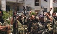 Syrian army regains control over strategic towns
