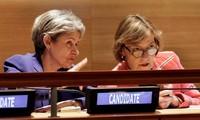 Candidates for UN Secretary General debate gender