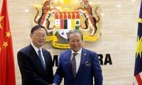 Malaysia, China enhance bilateral cooperation