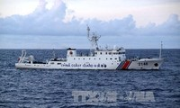 Chinese vessels enter waters disputed with Japan
