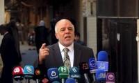 Iraqi PM asks civilians to postpone demonstrations