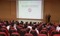 Young Vietnamese scientists meet in Korea