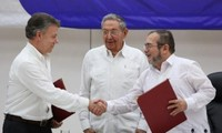 Colombian government and FARC signed official ceasefire deal