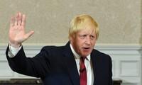 Boris Johnson will not run for Britain's Prime Minister