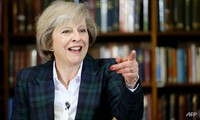 Theresa May leads race to become Britain's next Prime Minister