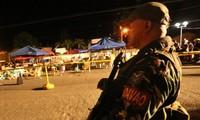Philippine president safe after Davao blast