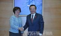 Vietnam, Finland strengthen legislative relations