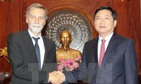 Ho Chi Minh City ready to cooperate with Italian businesses