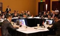 Vietnam attends informal meeting of ASEAN-US defense ministers in Hawaii