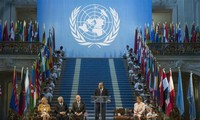 Ban Ki Moon underscores UN mission of peace and sustainable development