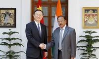 China, India boost border talks