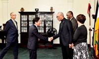 Vietnam, Guyana strengthen cooperation