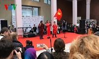 Vietnamese culture promoted at Charity Bazaar in Ukraine