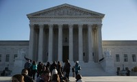 US Supreme Court allows President Trump's travel ban