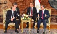 Russia calls for resumption of Israeli-Palestinian talks