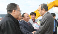 Moroccan President of House of Representatives visits Vietnam