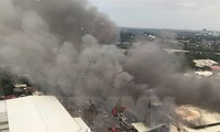 Philippines shopping mall fire claims 37 lives
